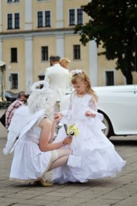 garder les enfants mariage